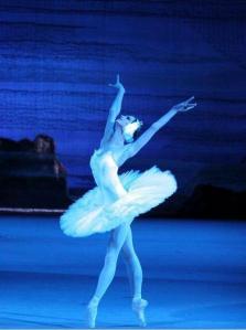 Polina Semionova (Swan Lake)
